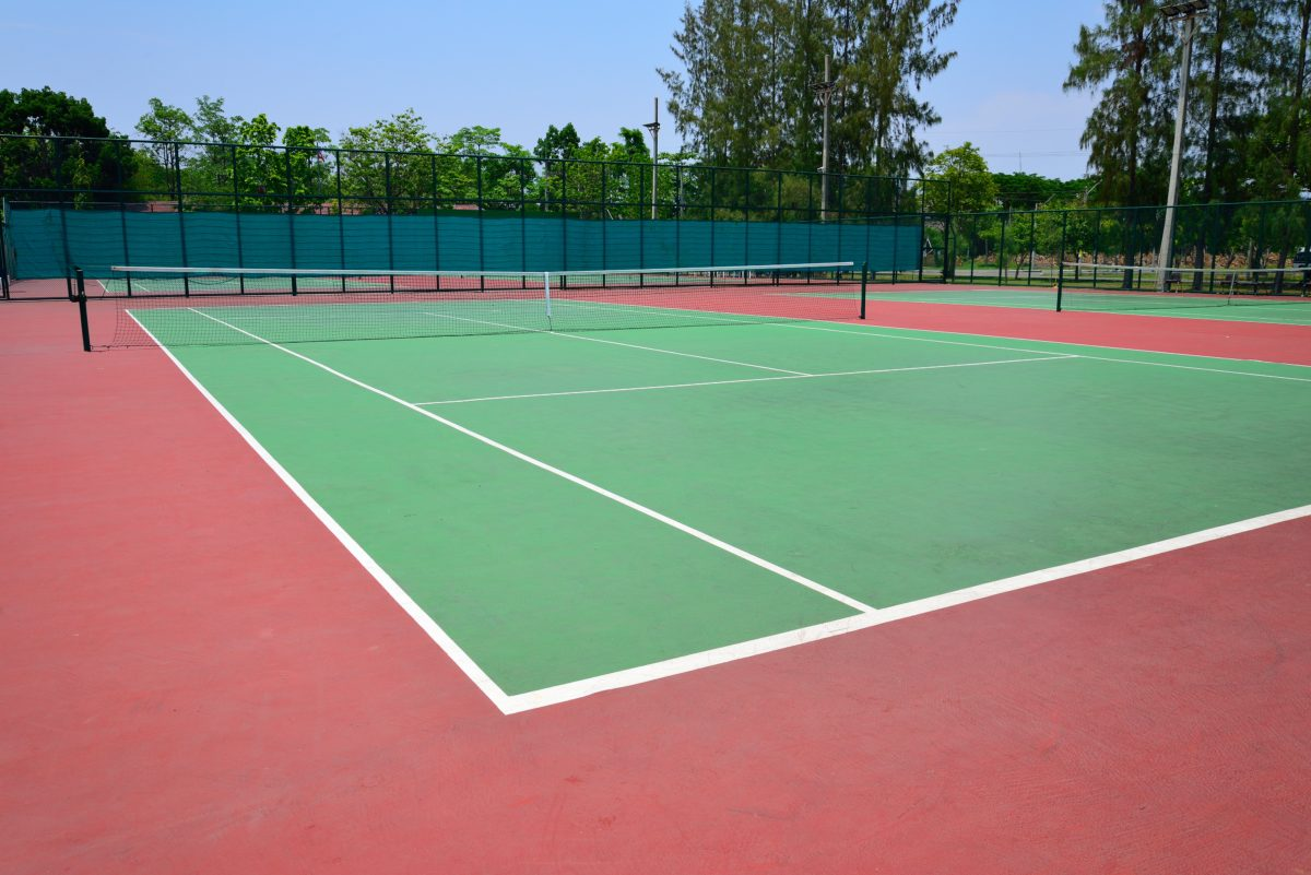 Sports Court Construction Cost